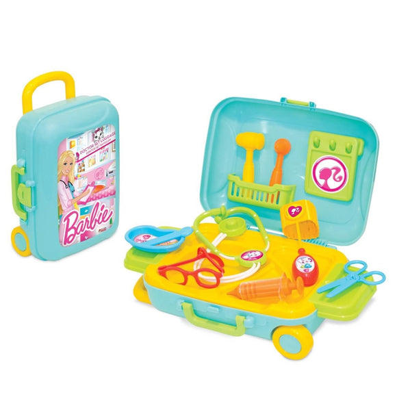 DEDE BARBIE DOCTOR SET LUGGAGE 3480