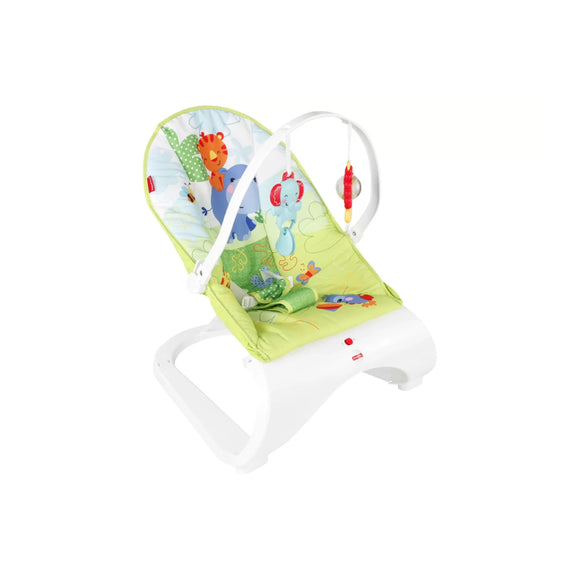 Fisher Price Rainforest Friends Comfort Curve Bouncer CKR34