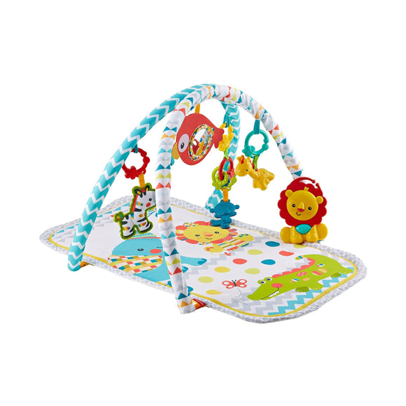Fisher price Colourful Carnival 3-in-1 Musical Activity Gym DPX75