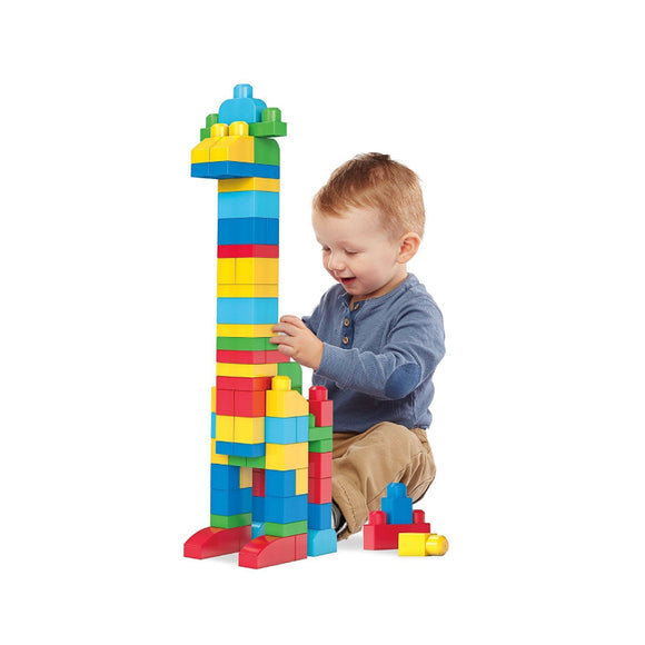 Fisher price First Builders Big Building Bag 80 Pcs DCH63