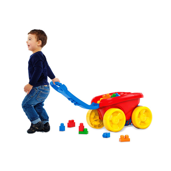 Fisher price First Builders Block Scooping Wagon CNG23