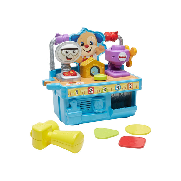 Fisher price Laugh & Learn Busy Learning Tool Bench FYK55