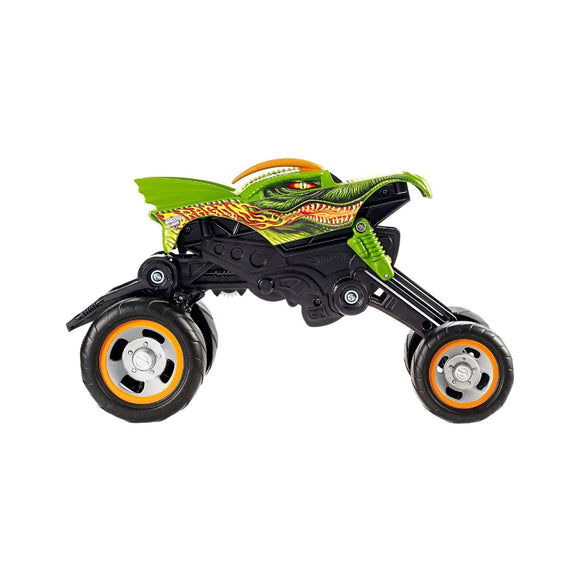 Hot Wheels Monster Jam Mega Air Jumper P3080