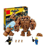 Lepin Bathero Series Clayface Splat Attack 469 Pcs 07050