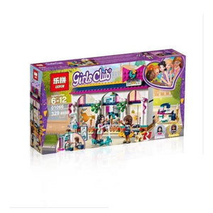 Lepin Girl Club Series Heartlake Andrea's Accessories Store Blocks set 329 Pcs 01066