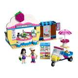 Lepin Girl Club Series Olivia's CupCake Cafe Building Blocks set 375 Pcs 01080