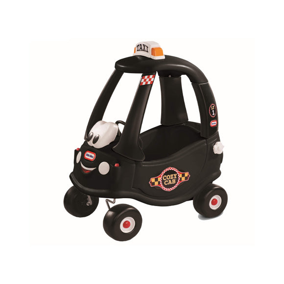 Little Tikes Cozy Coupe Black Cab 172182