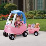 Little Tikes Cozy Coupe Trailer Pink 621451
