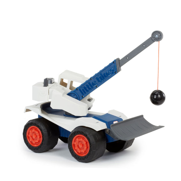 Little Tikes Dirt Digger Plow & Wrecking Ball 642180