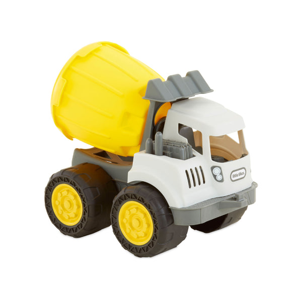 Little Tikes Dirt Diggers 2-in-1 Haulers Cement Mixer - Yellow 650574