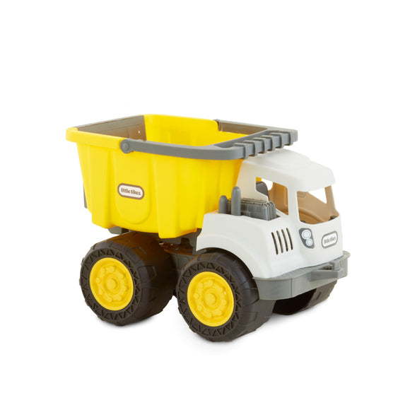 Little Tikes Dirt Diggers 2-in-1 Haulers Dump Truck - Yellow 650543