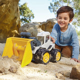 Little Tikes Dirt Diggers 2-in-1 Haulers Front Loader - Yellow 650550