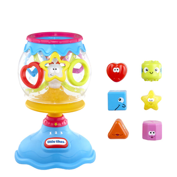 Little Tikes Discover Sounds Shape, Sort and Scatter 627521