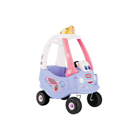 Little Tikes Fairy Cozy Coupe Car 173165