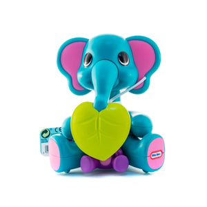 Little Tikes Fantastic Firsts Peeky Pals Elephant Press & Spin 648830
