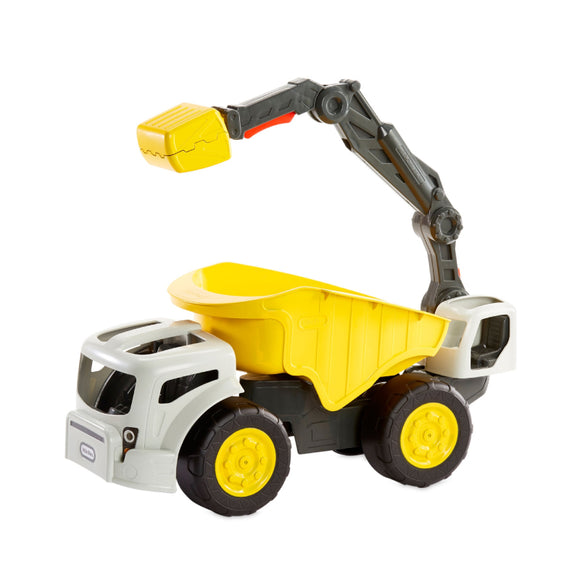 Little Tikes Monster Dirt Digger - Yellow 650598