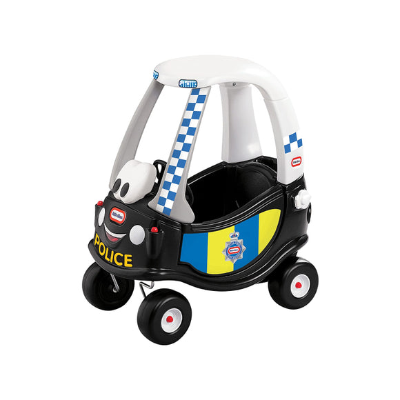 Little Tikes Patrol Cozy Coupe Police 172984