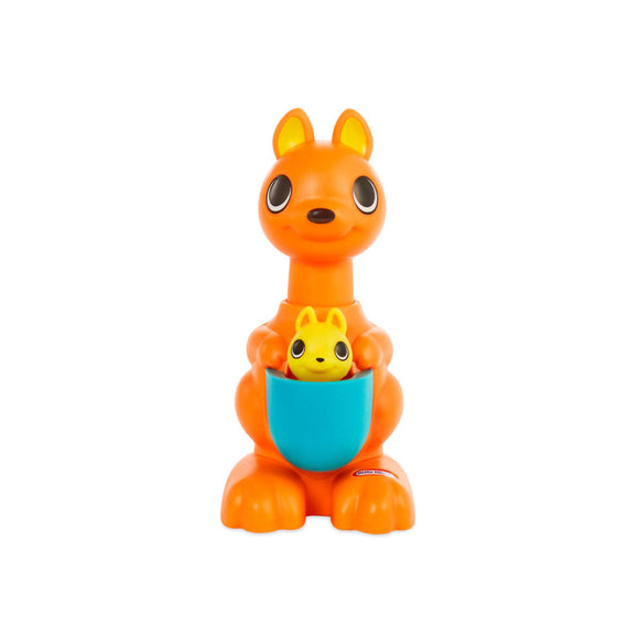 Little Tikes Fantastic Firsts Peeky Pals Kangaroo Press & Hop Toy Multicolor 648823