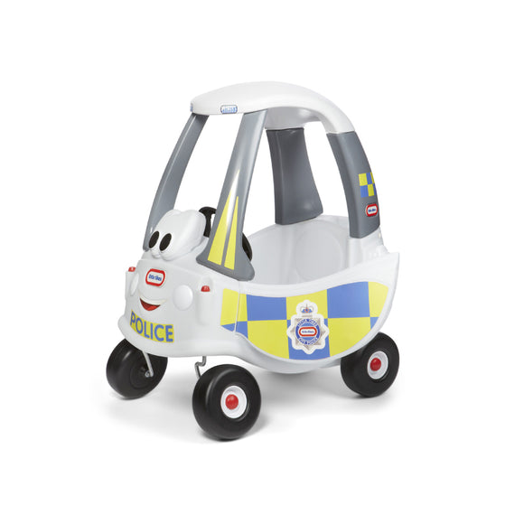 Little Tikes Police Response Cozy Coupe Car 615795