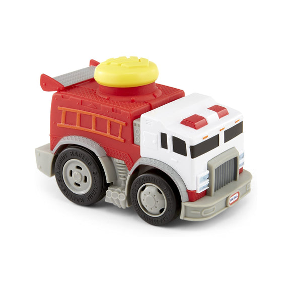 Little Tikes Slammin Racers Fire Engine Toy Multicolor 647277