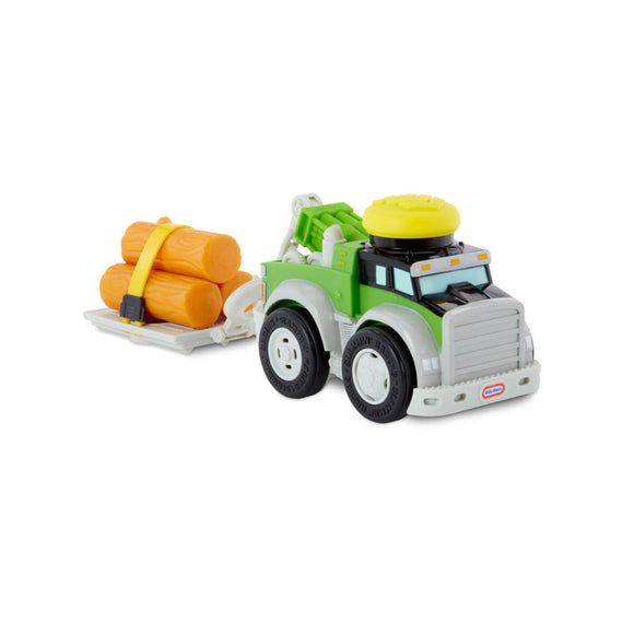 Little Tikes Slammin Racers Power Rigs Tow Truck Vehicle 650215