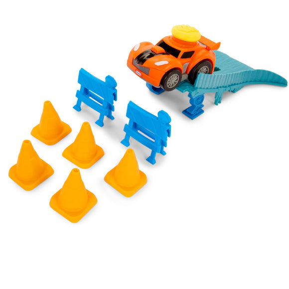 Little Tikes Slammin 'Racers Stunt Jump, Multicolor 646973