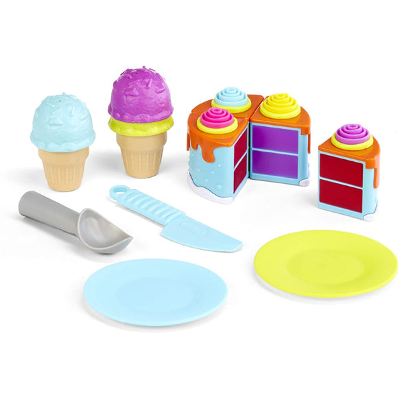Little Tikes Tasty Jr. Bake 'N Share Birthday Treats Multicolor 649578