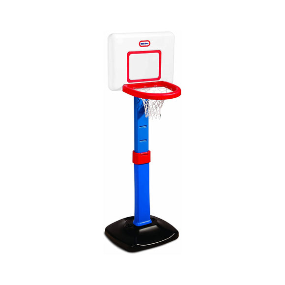 Little Tikes Totsports Easy Basketball Set, Multicolor  620836