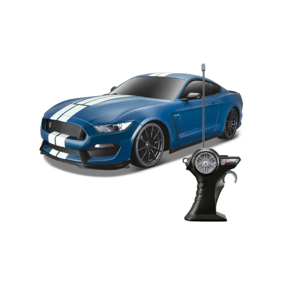 Maisto Ford Mustang Shelby GT350 1:24 R/C 81088