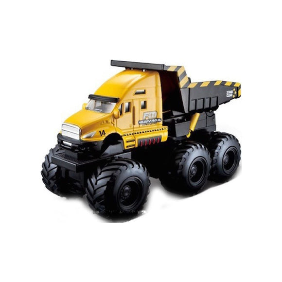 Maisto Fresh Metal Quarry Monsters XL Diecast 21191