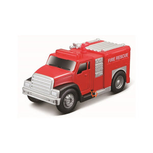 Maisto Fresh Metal Rescue Fire Truck Assorted 85038
