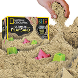 NATIONAL GEOGRAPHIC ULTIMATE PLAY SAND NATURAL SANDN2