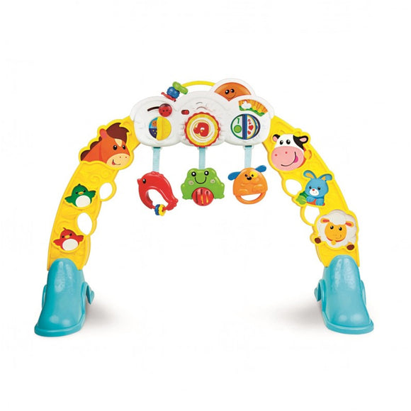 Winfun 3-in-1 Barnyard Pals Play Gym 0853A
