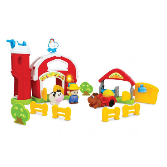 Winfun Barnyard Fun Playset 1305