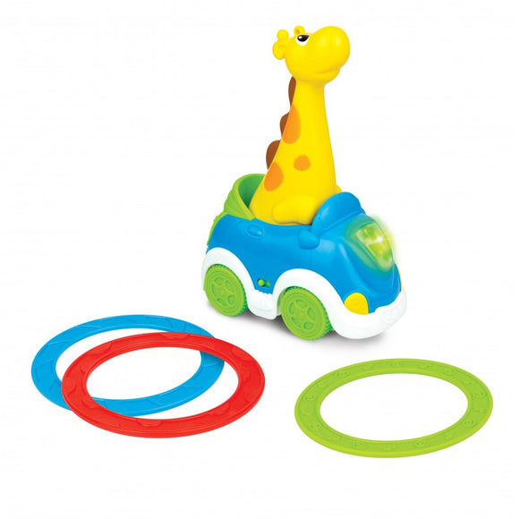 Winfun Catch Me Ring Toss Giraffe 1001