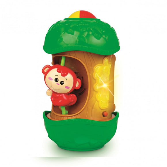 Winfun Cheeky Monkey Activity Roller 0758