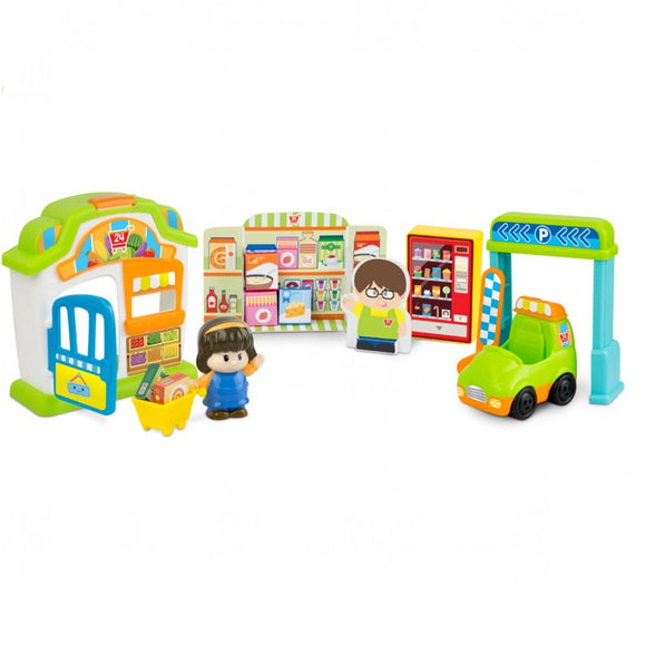 Winfun Fun Shopping Playset 1308