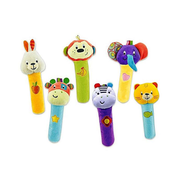 Winfun Grip 'N Play Rattle Stick (12 pcs) 3143-01