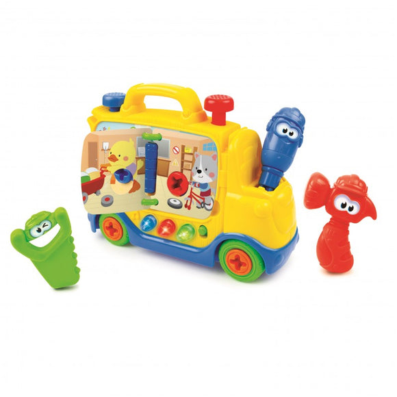 Winfun Junior Builder Tool Truck 0795