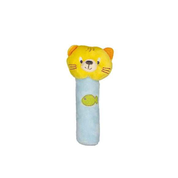 Winfun Little Pals Kimberly the Cat Rattle Stick 0145