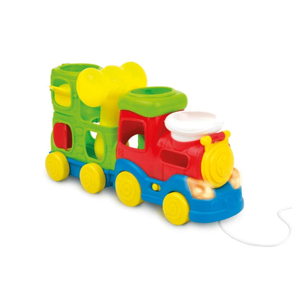 Winfun Pound 'N Play Train 0780