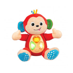 Winfun Sing 'N Learn Animal Pal - Monkey 0275