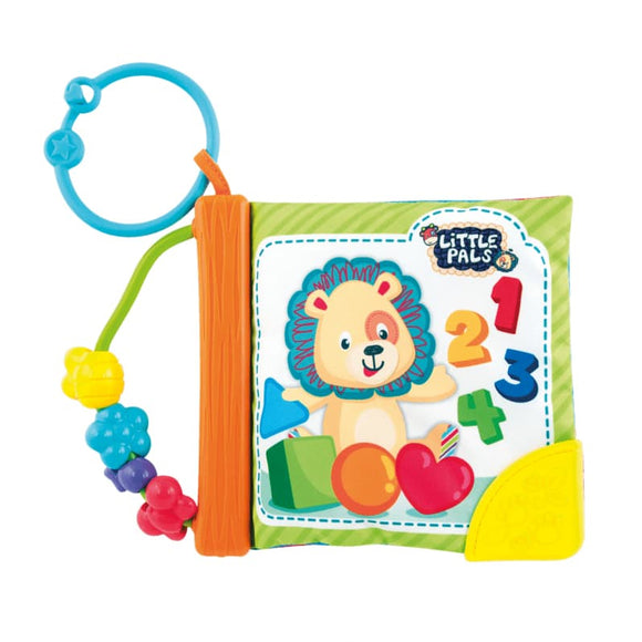 Winfun Take-Along Crinkle Book 0176-NL