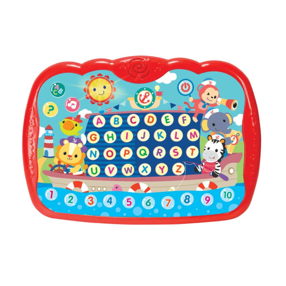 Winfun Tiny Tots Learning Pad 2273