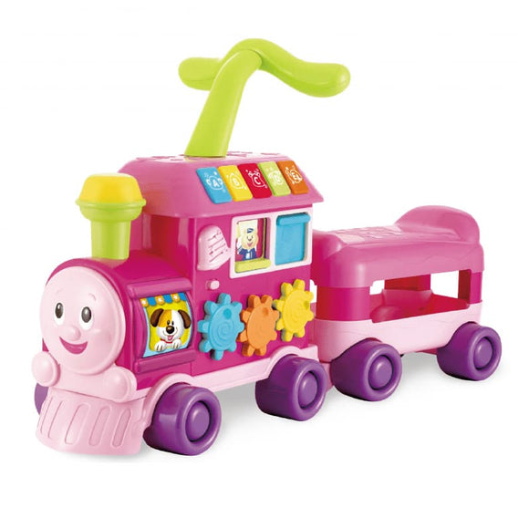 Winfun Walker Ride-on Learning Train (G) 0803G