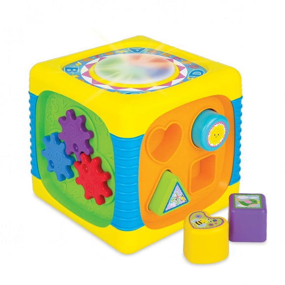 Winfun Music Fun Activity Cube 0741