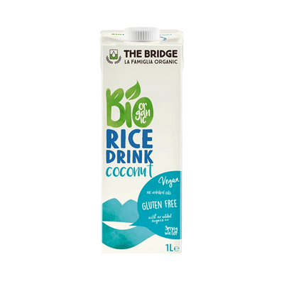 Coconut Rice Drink