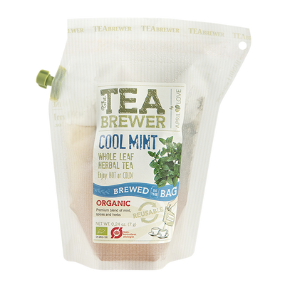 Cool Mint Tea