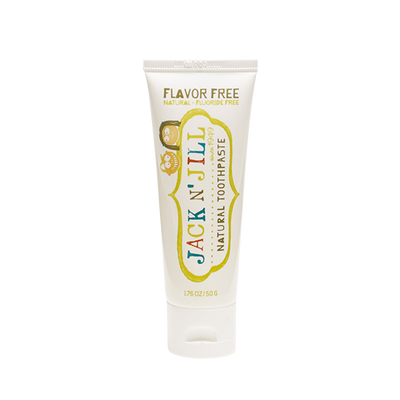 Flavor-free Natural Toothpaste