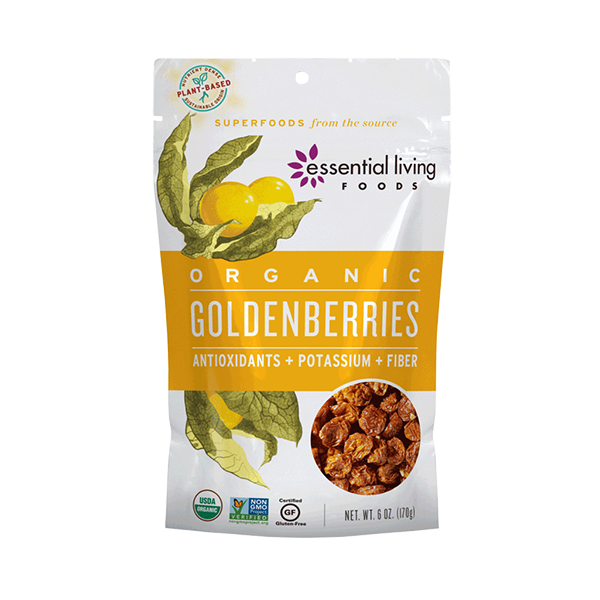 Organic Goldenberries
